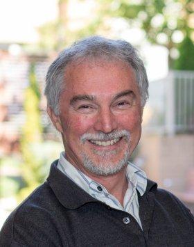 Rev. Geoff Barker